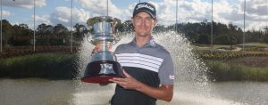 2017 NSW Open Champion, Jason Scrivener