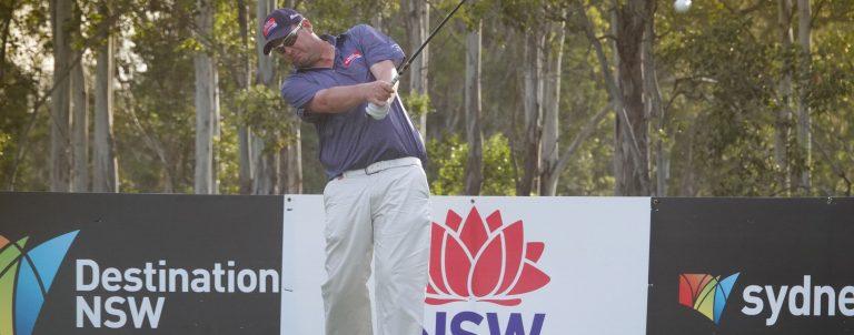 Ash Hall 2018 NSW Open