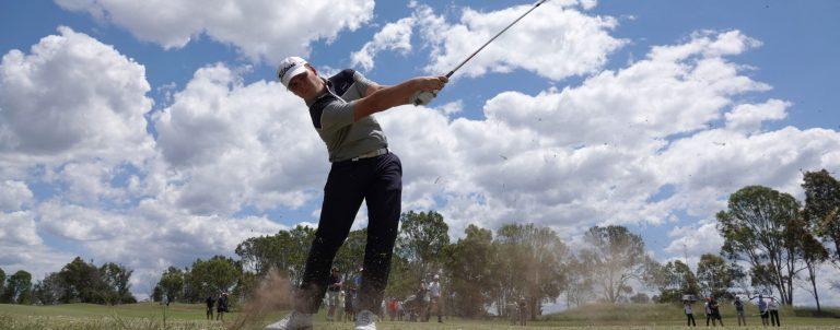 Jacke McLeod - done deal 2018 NSW Open