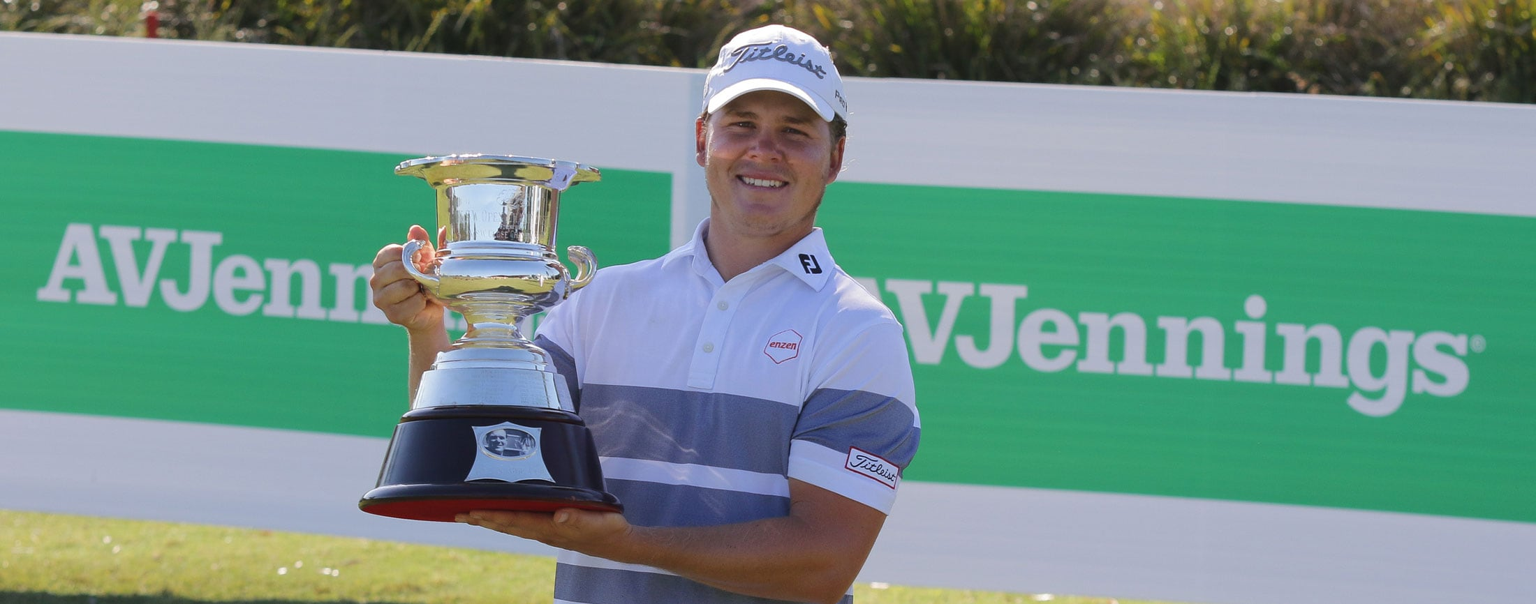 Jake McLeod 2018 NSW Open Champion