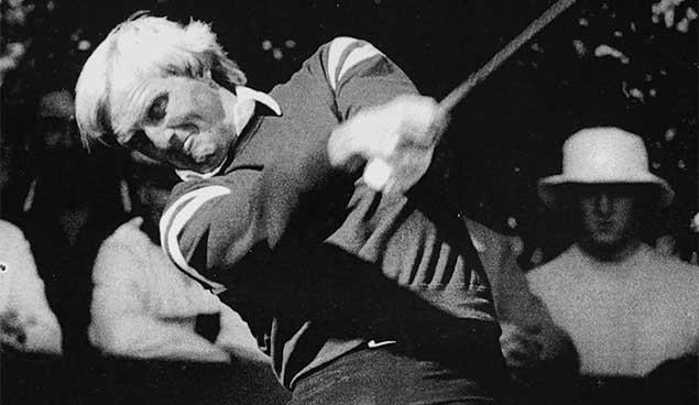 1986 NSW Open Champion Greg Norman