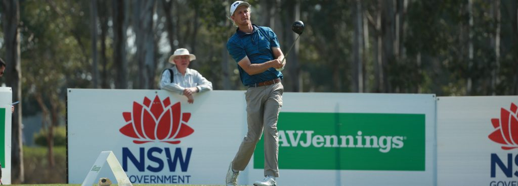 Can Travis Smyth break through for his first professional win in his own backyard?