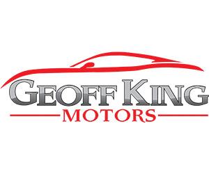 Geoff King Motors logo