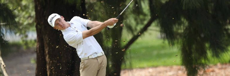 Heaton Holds on for Forbes Open Win